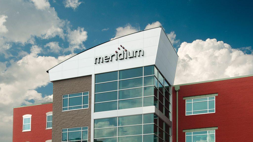 The Meridium building