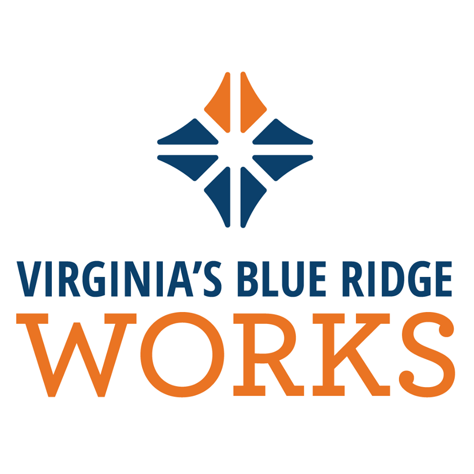 Virginia's Blue Ridge Works logo