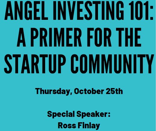 0295f15645d Angel Investing 101  A Primer for the Startup Community
