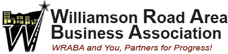 Williamson Road Area Business Association logo