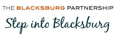 The Blacksburg Partnership logo