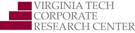 VT Corporate Research Center logo