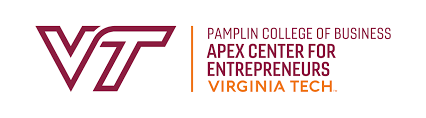 VT Pamplin APEX CIE logo
