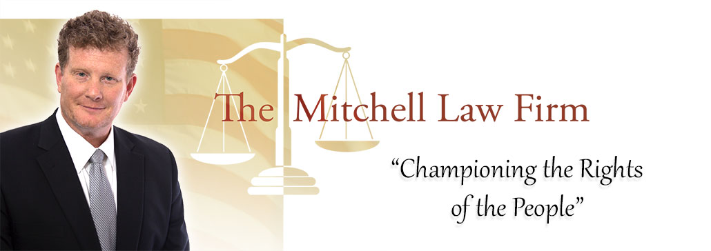 The Mitchell Law Firm logo