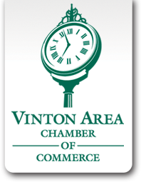 Vinton Chamber of Commerce Logo