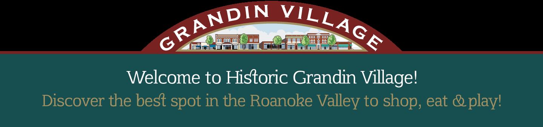 Grandin Village logo